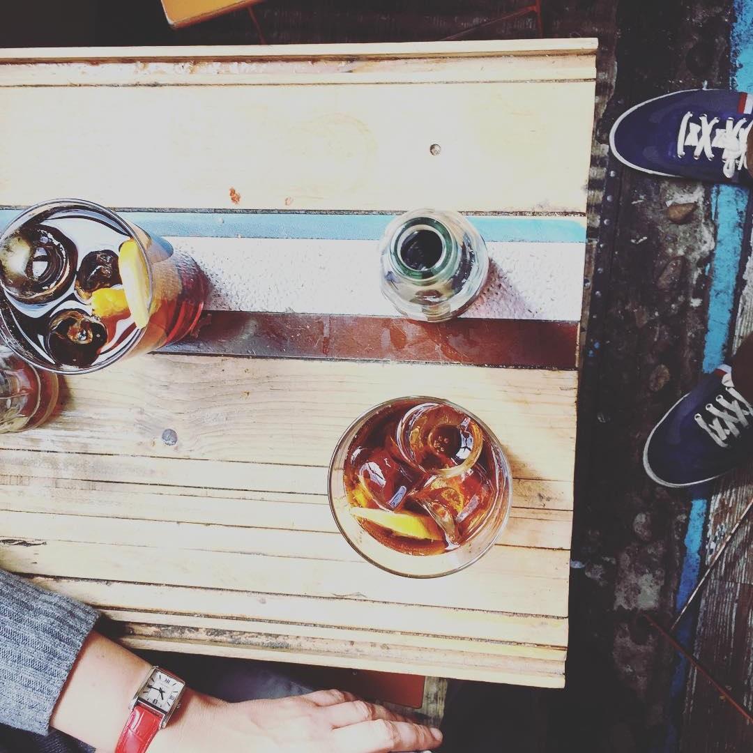 best bars in madrid la playa de la vapies @pericolo_peclobe