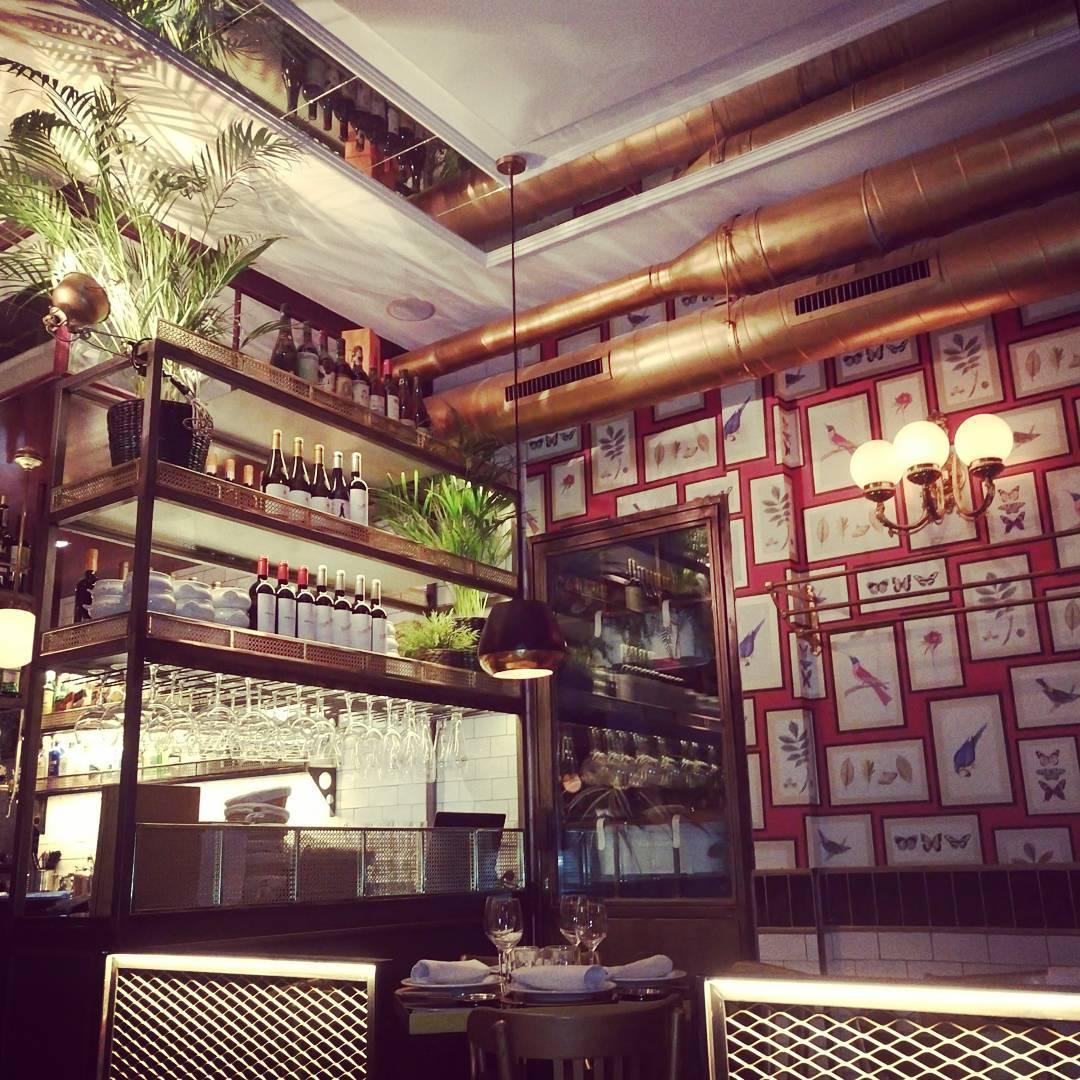 best bars in madrid toque de sal chamberi @cristipinwi