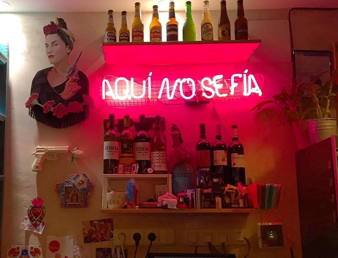 best bars in madrid verbena bar @javiergonz73