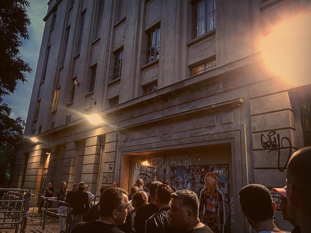 Best Nightclubs in the World - Berghain/Panorama Bar, Berlin