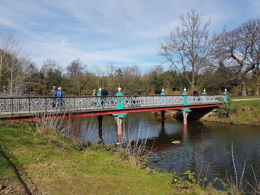 Best parks in london victoria park @emma.v.martell