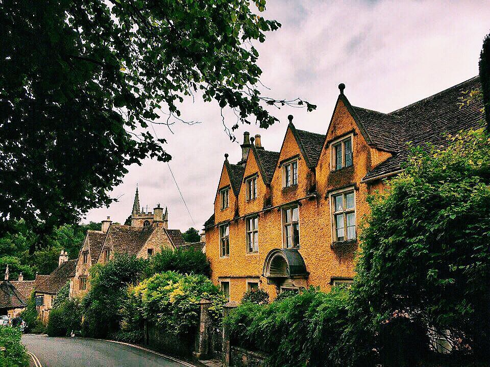 Best Places to Visit in England - Castle Combe