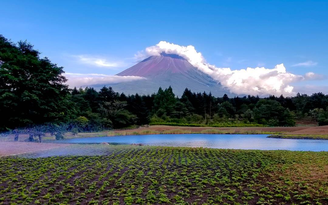 Places to Visit in Japan - Mt. Fuji