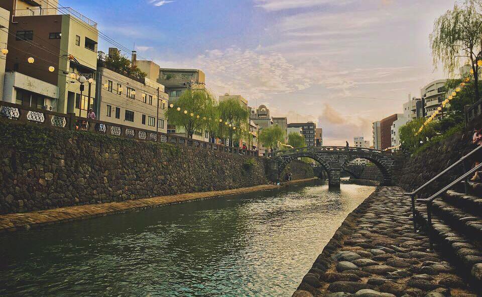 Places to Visit in Japan - Nagasaki