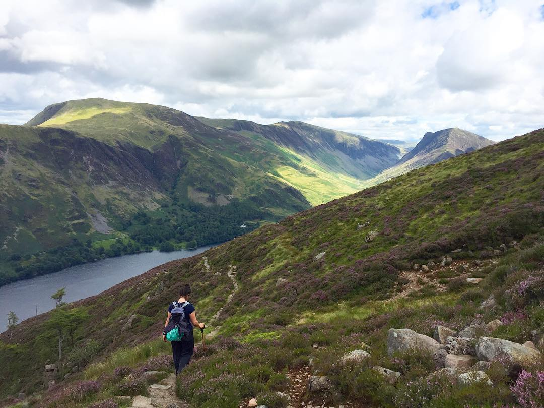Best Places to Visit in England - Hiking in the Lake District