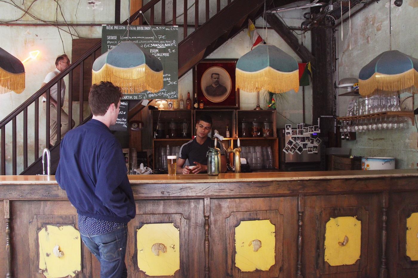 best bars in paris le comptoir general @thetravellinglight 2