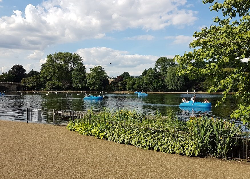 best parks in london hyde park @emma.v.martell