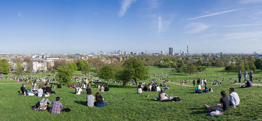best parks in london primrose hill wikipedia Diliff