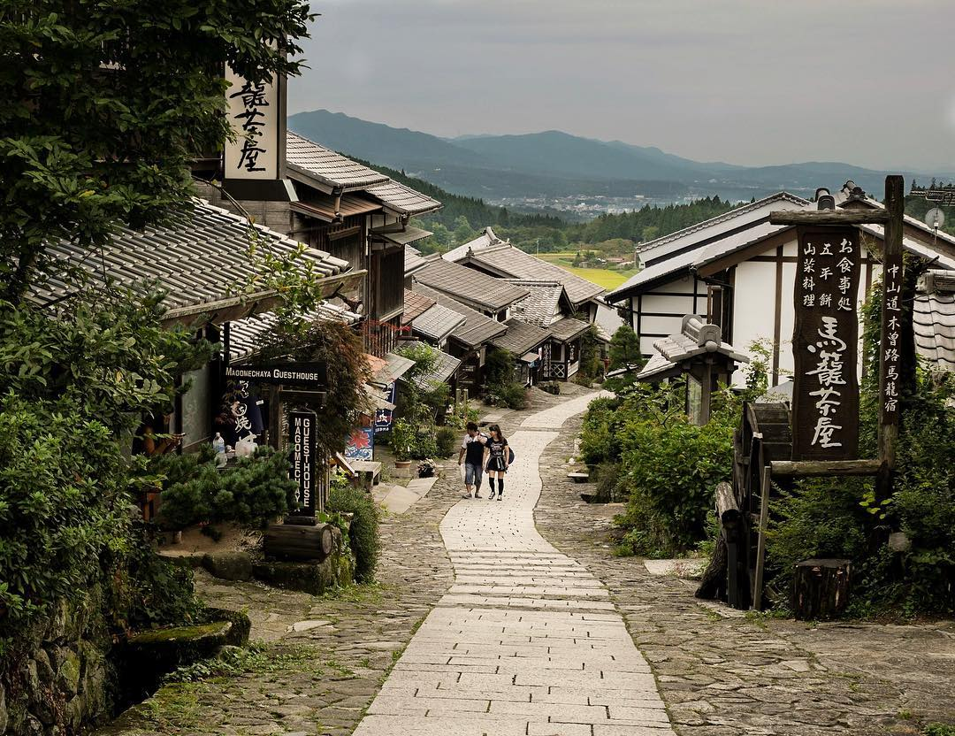 best places to visit in japan magome @adventure.through.my.lens