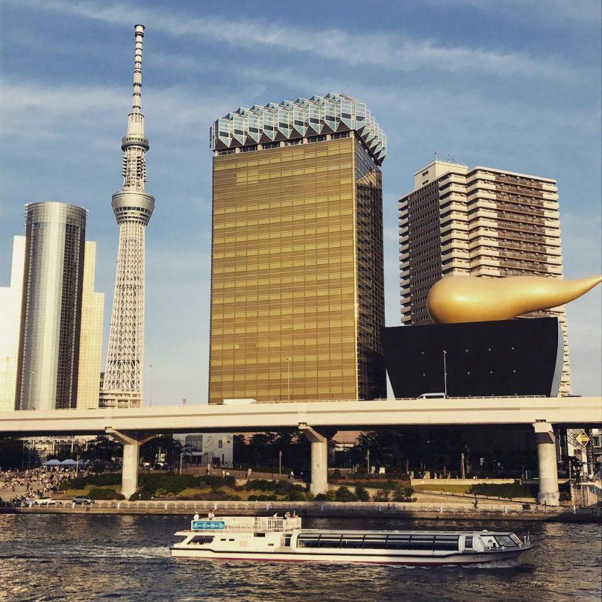 Places to Visit in Japan - Asakusa