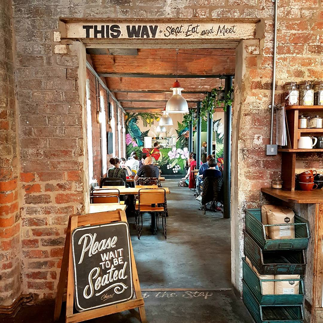 Best Places to Visit in England - Tamper Coffee in Sheffield