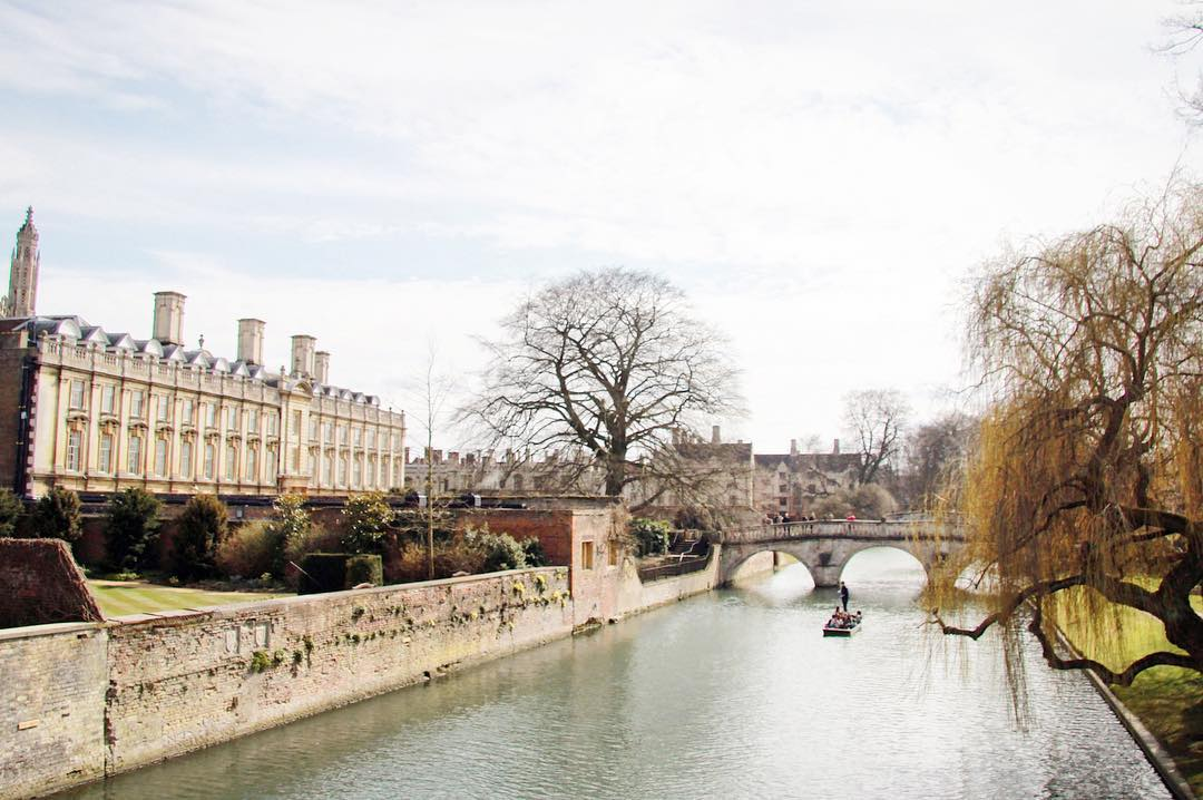 Best Places to Visit in England - Cambridge