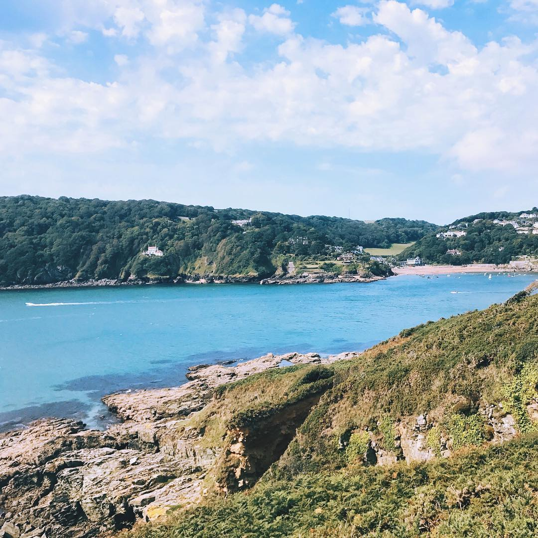 Best Places to Visit in England - Views from Salcombe in Devon