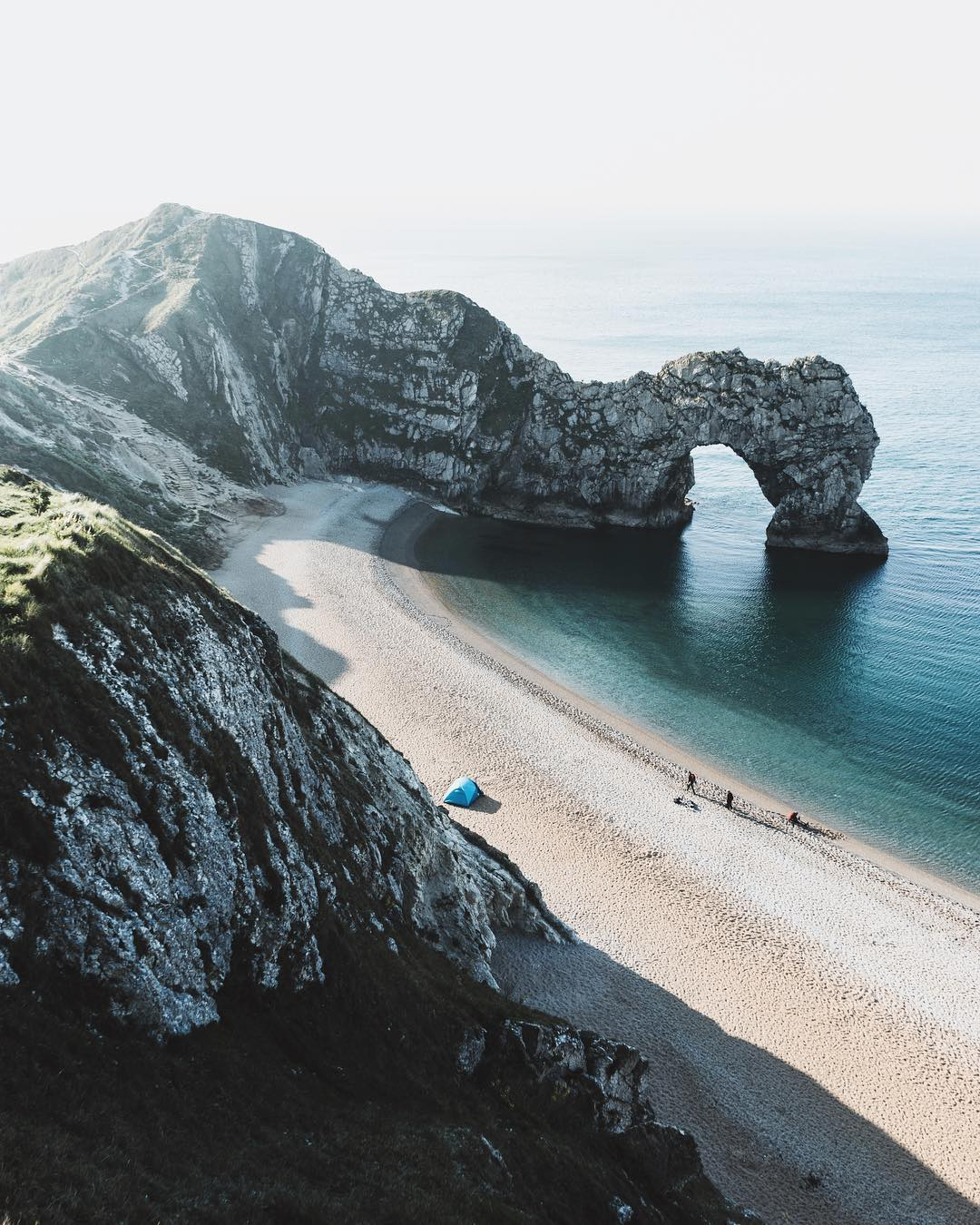 Best Places to Visit in England - Jurassic Coast in Dorset