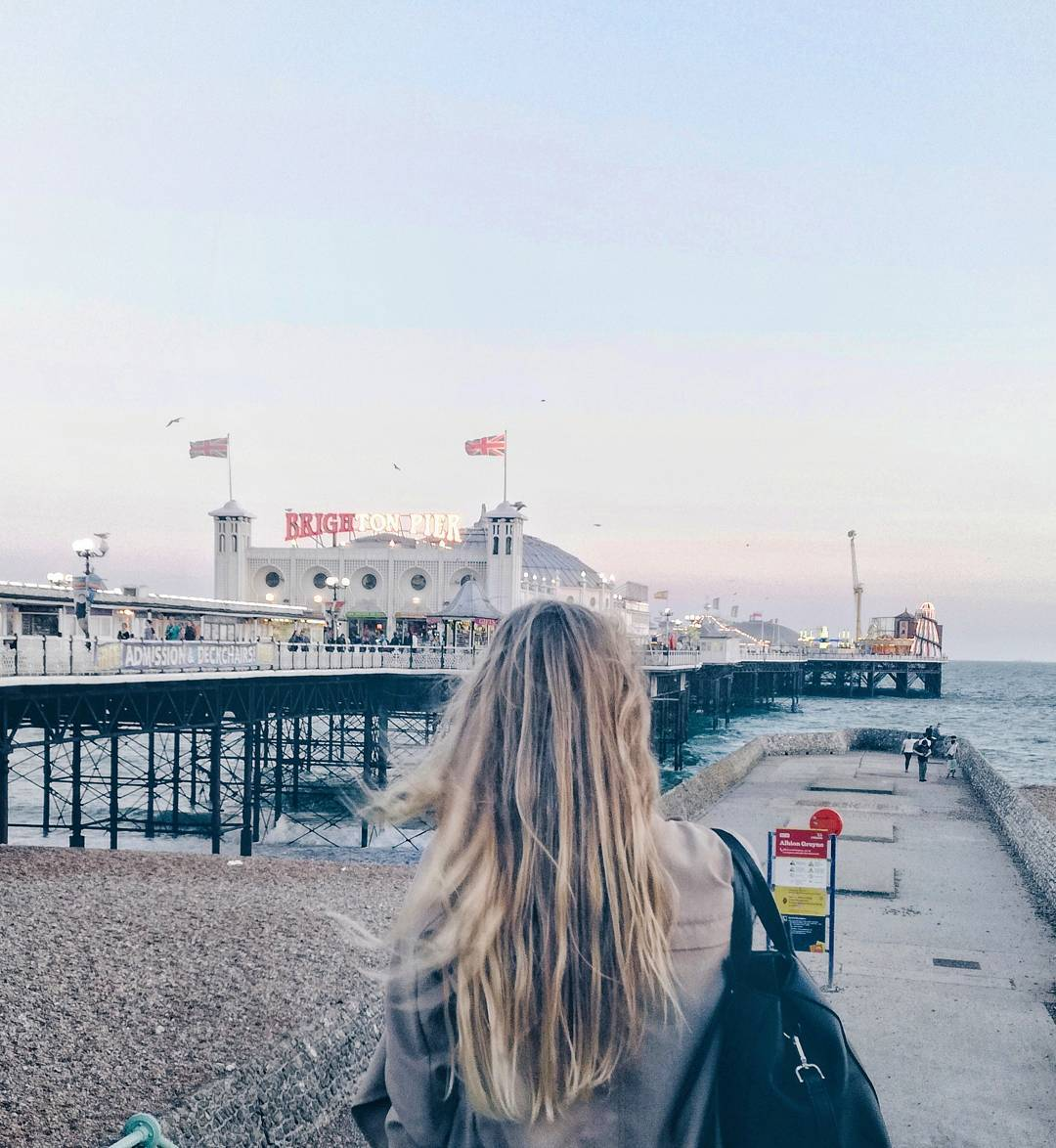 Best Places to Visit in England - Brighton Pier