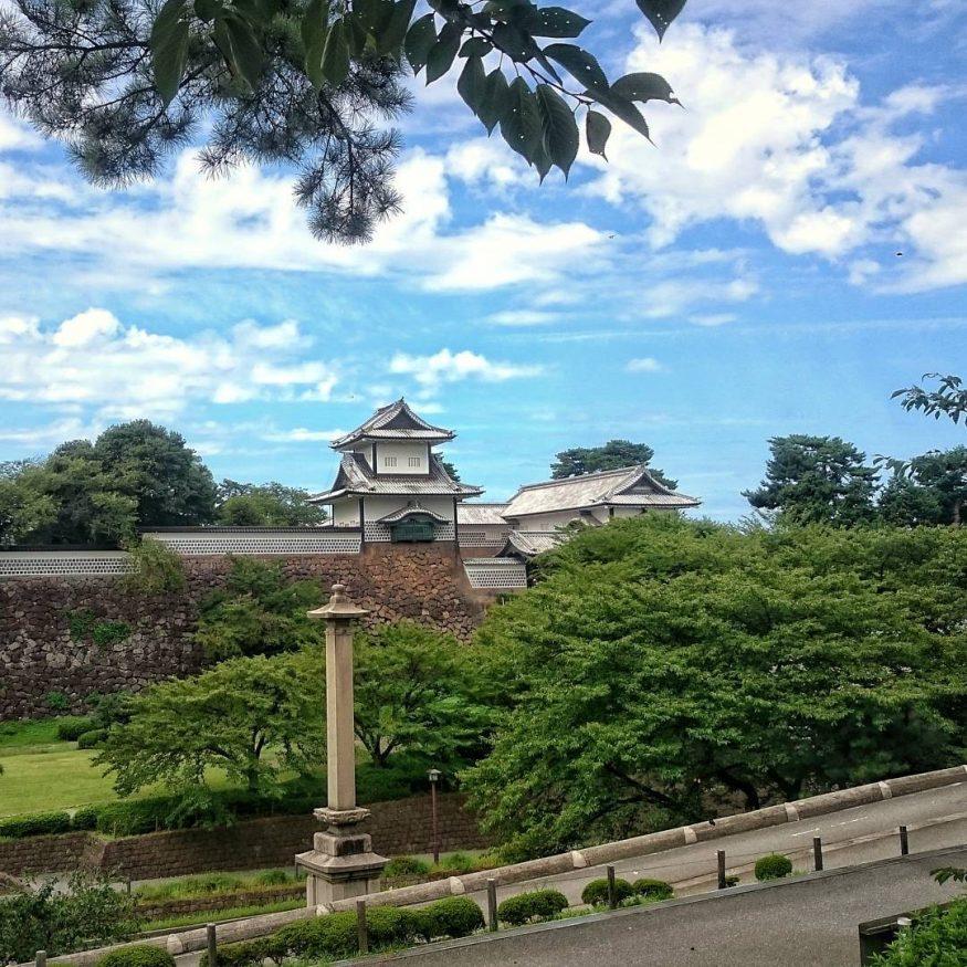 Places to Visit in Japan - Kanazawa
