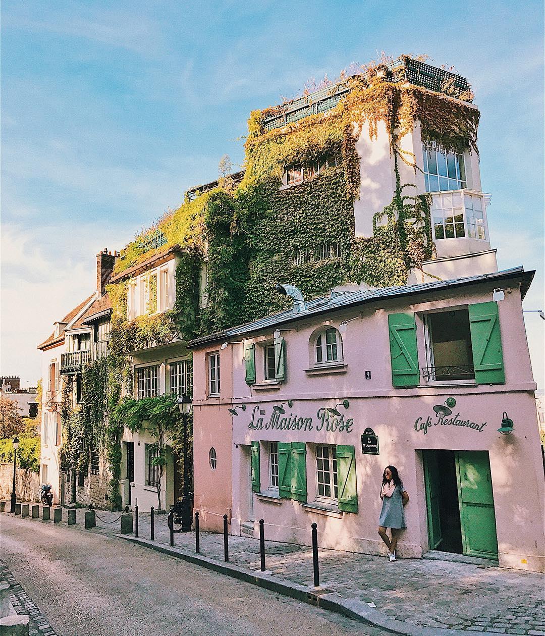Dove Alloggiare A Parigi - Montmartre