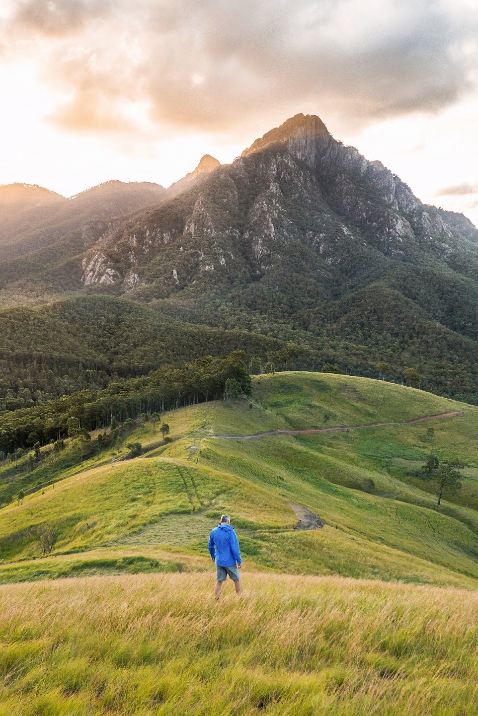 Things to Do on The Gold Coast - Mount Barney Foothills