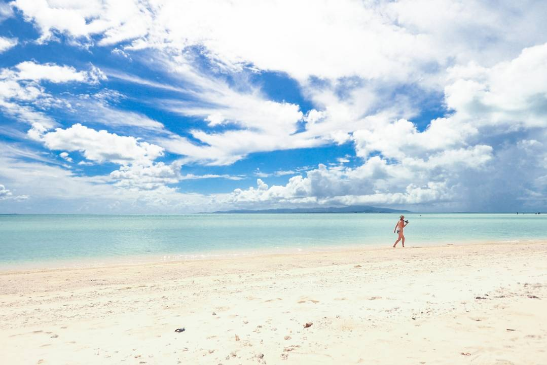 Places to Visit in Japan - Okinawa