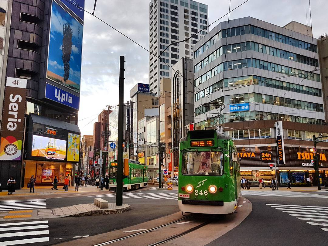 Best Places to Visit in Japan - Sapporo