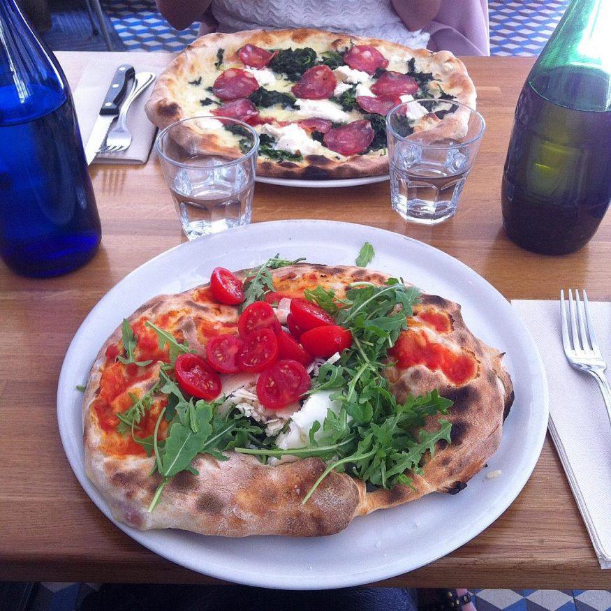 Dove Mangiare A Parigi - Pizza