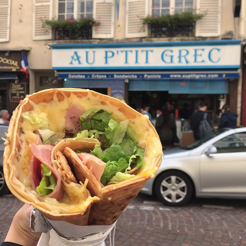 Dove Mangiare A Parigi - Quartier Latin