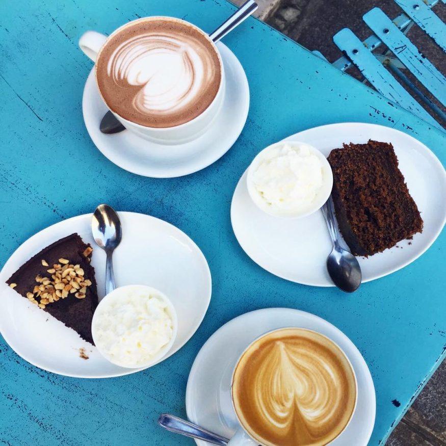 Dove Mangiare A Parigi - Caffè Quartier Latin