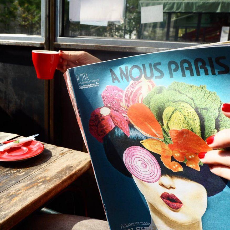 Dove Mangiare A Parigi - Caffè Belleville