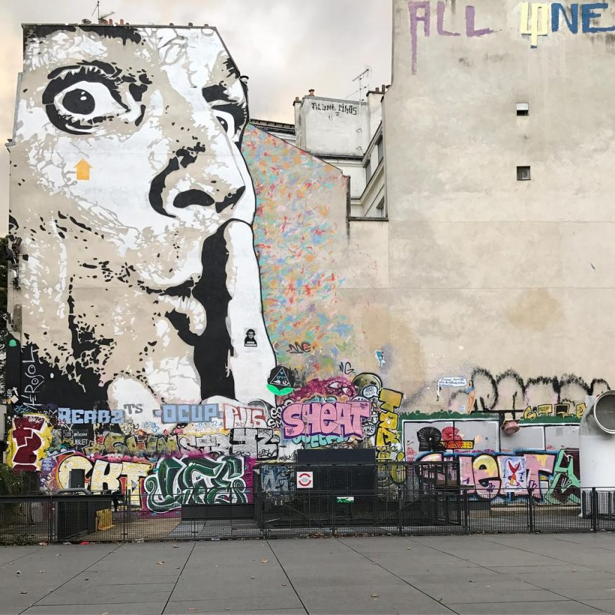 Dove alloggiare A Parigi - Le Marais (3/4th)