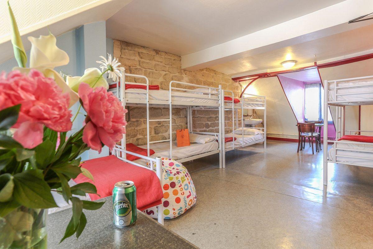 Dove Alloggiare A Parigi - Young & Happy Hostel