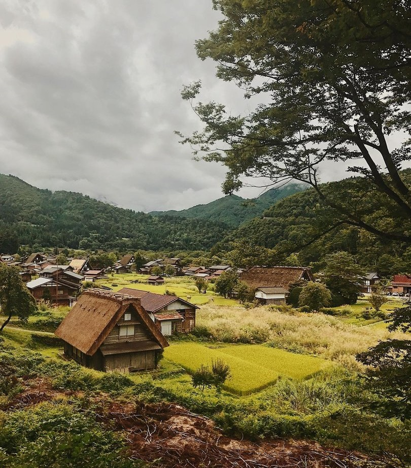 Places to Visit in Japan - Shirakawago