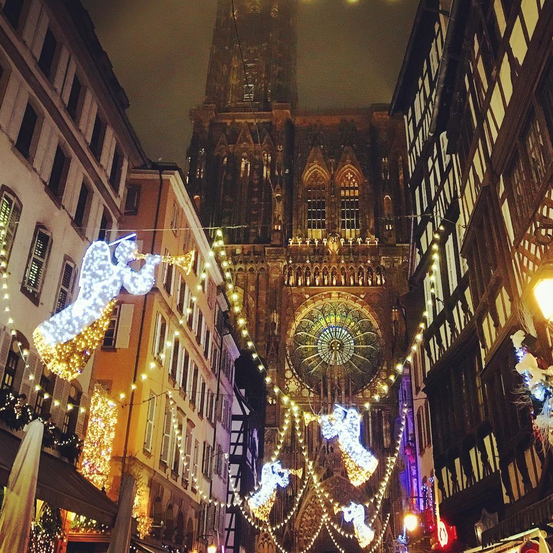 Marchés de Noël : Strasbourg