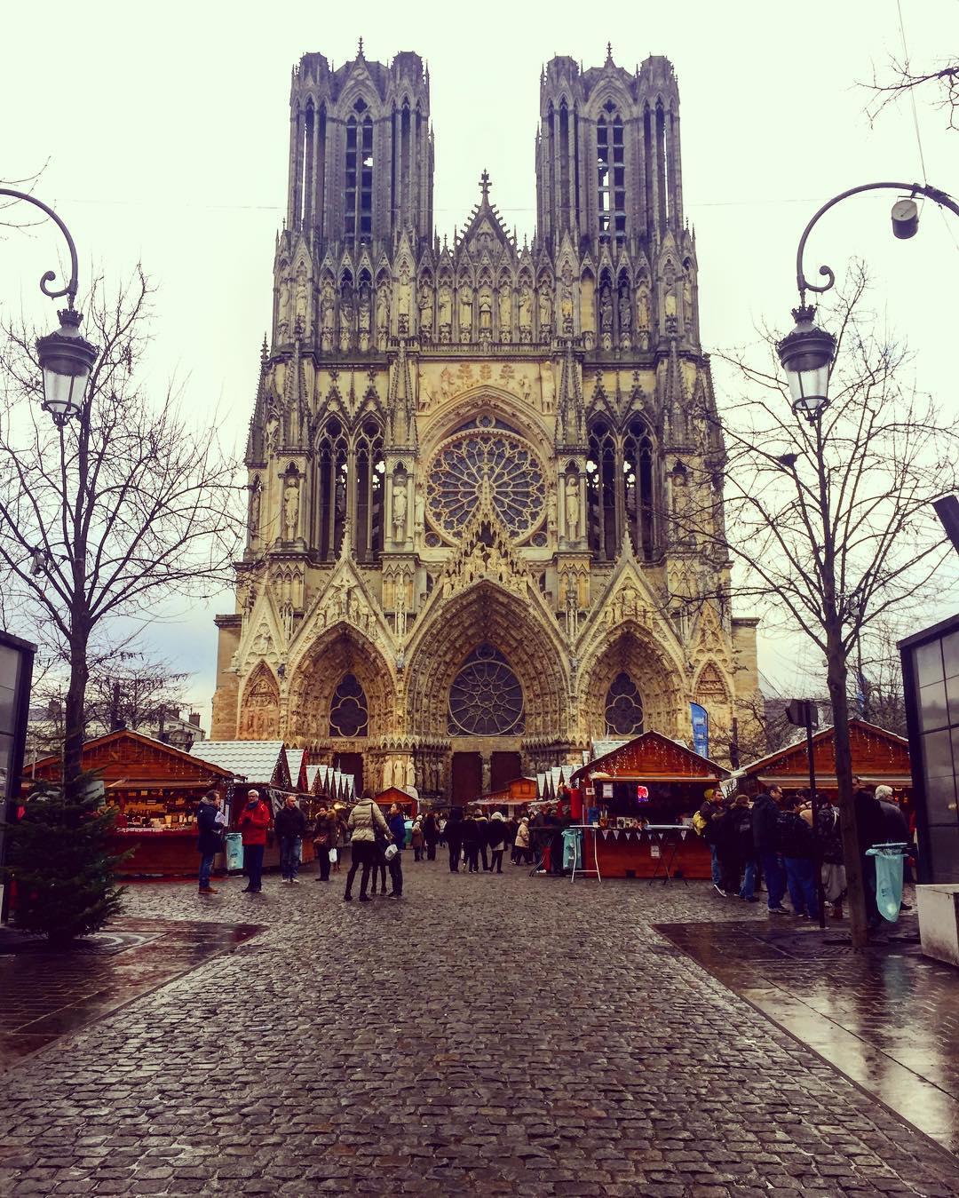 Marchés de Noël de France - Reims