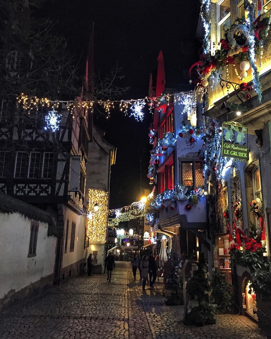 Marché de Noël : Strasbourg