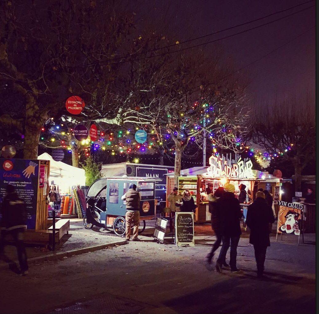 les meilleurs Marchés de Noël de France - Nantes