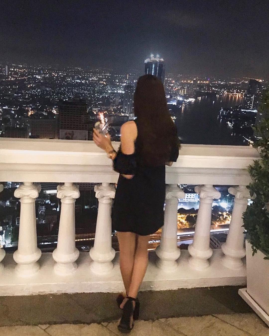 Rooftop Bars in Bangkok - Sky Bar Rooftop at Lebua