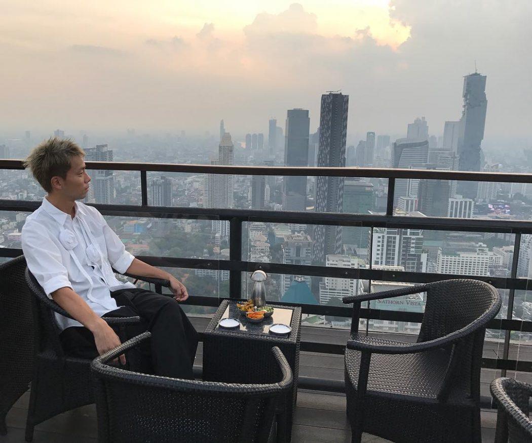 Bangkok Rooftop Bars - Vertigo and Moon Bar Rooftop at Banyan Tree Bangkok