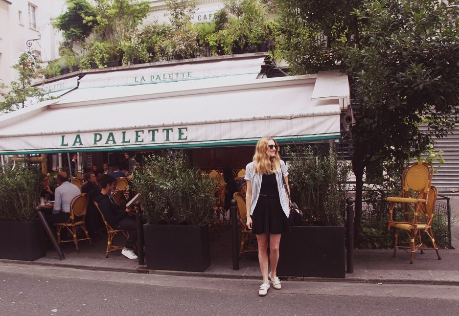 Romantic Things to Do in Paris - Have Breakfast At La Palette