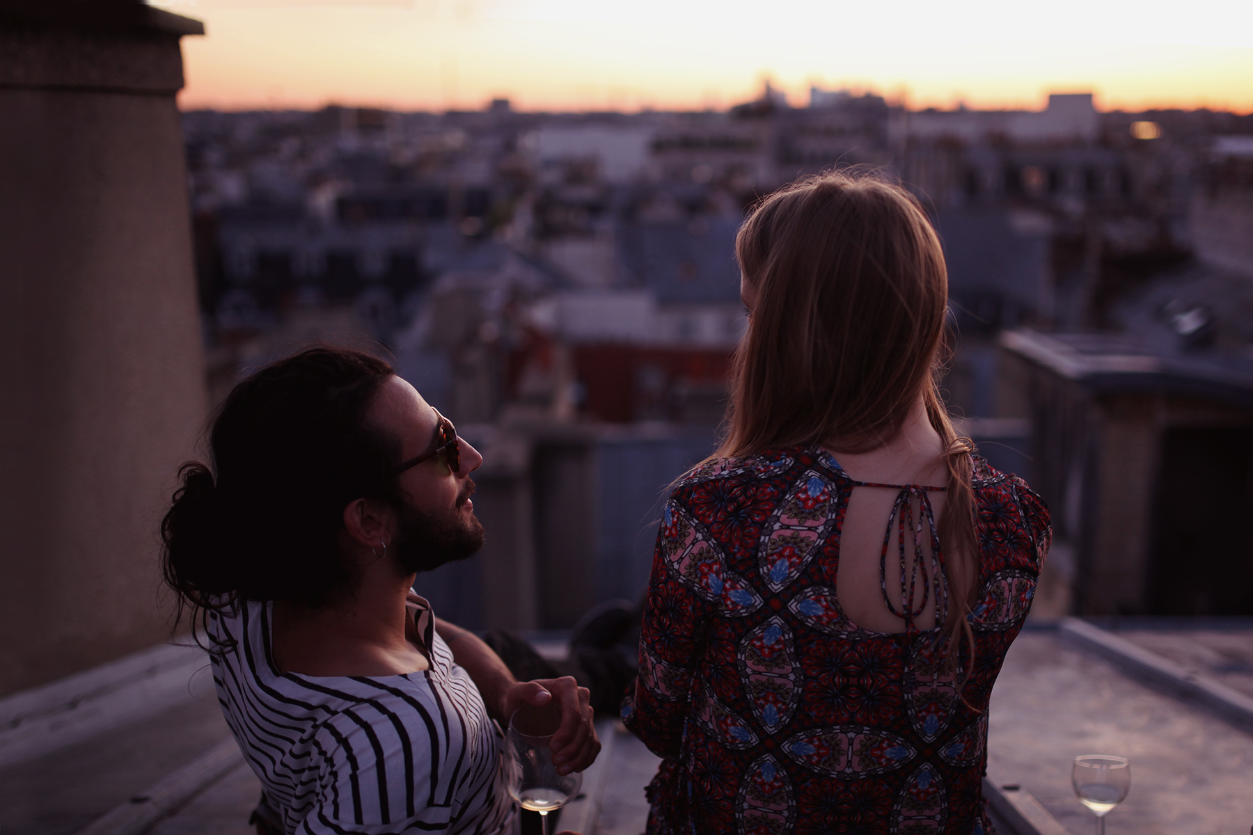 Romantic Things to Do in Paris - Enjoy The Views From The Rooftops Of Paris