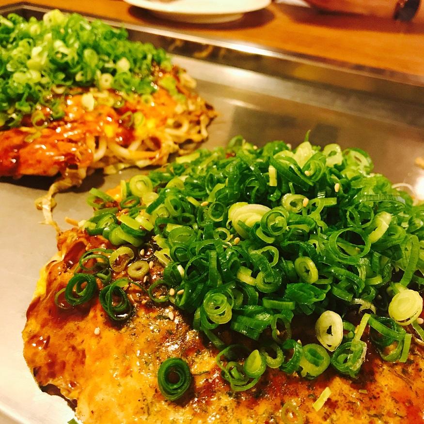 Japon Okonomiyaki en Hiroshima