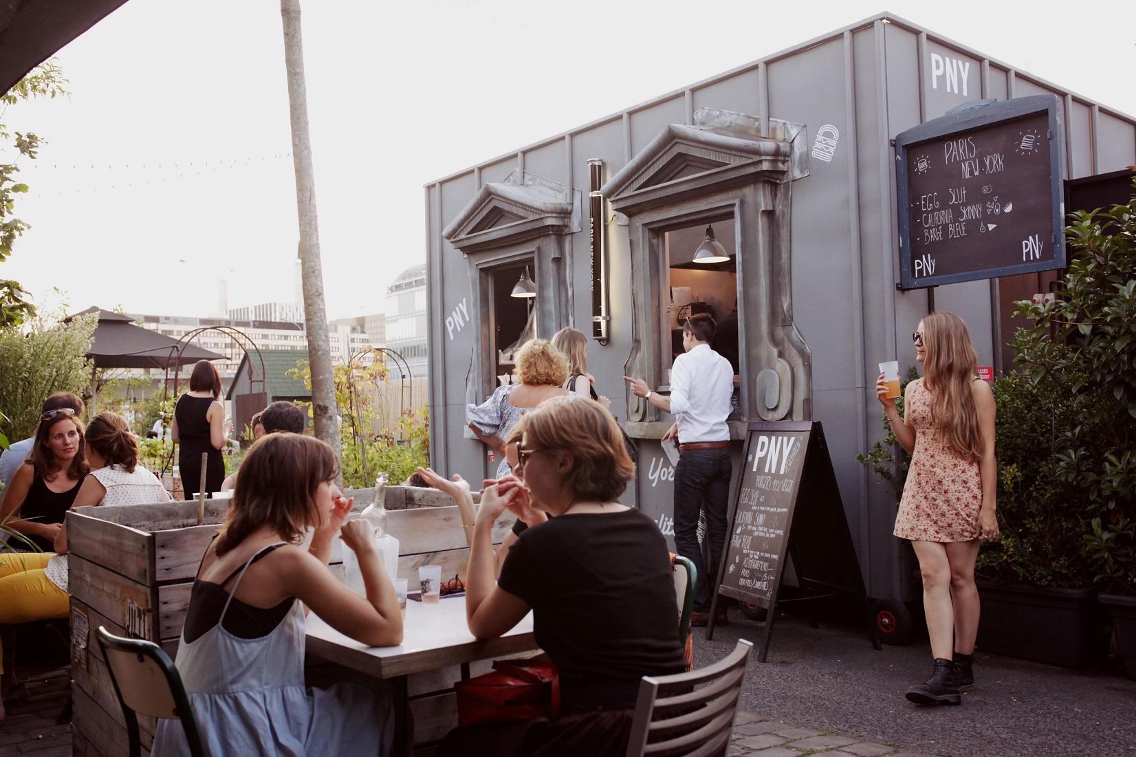 Cheap Eats in Paris - Street Food Markets