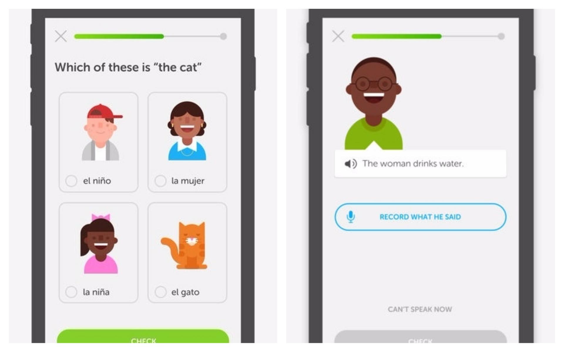 Best Travel Apps - Duolingo
