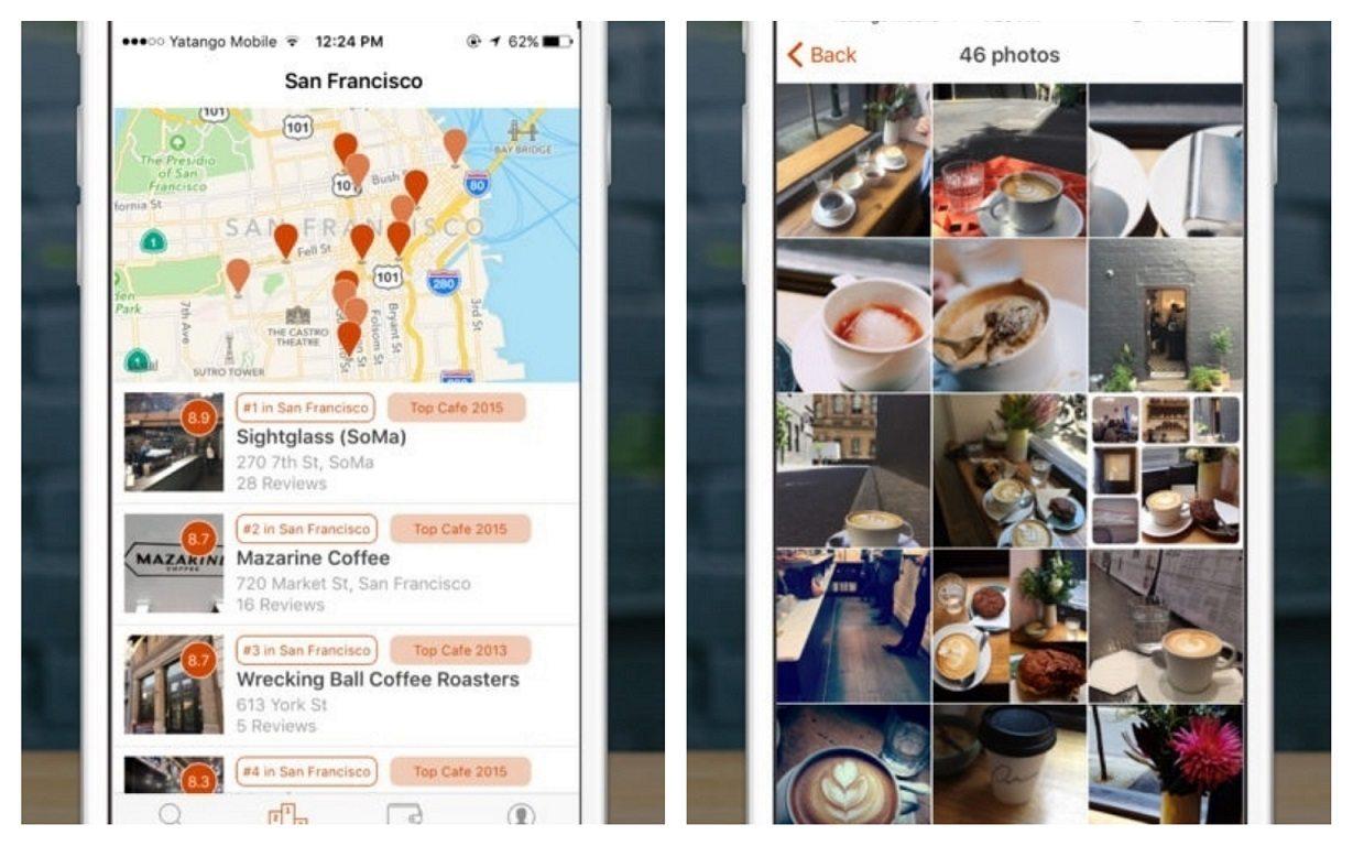Best Travel Apps - Beanhunter