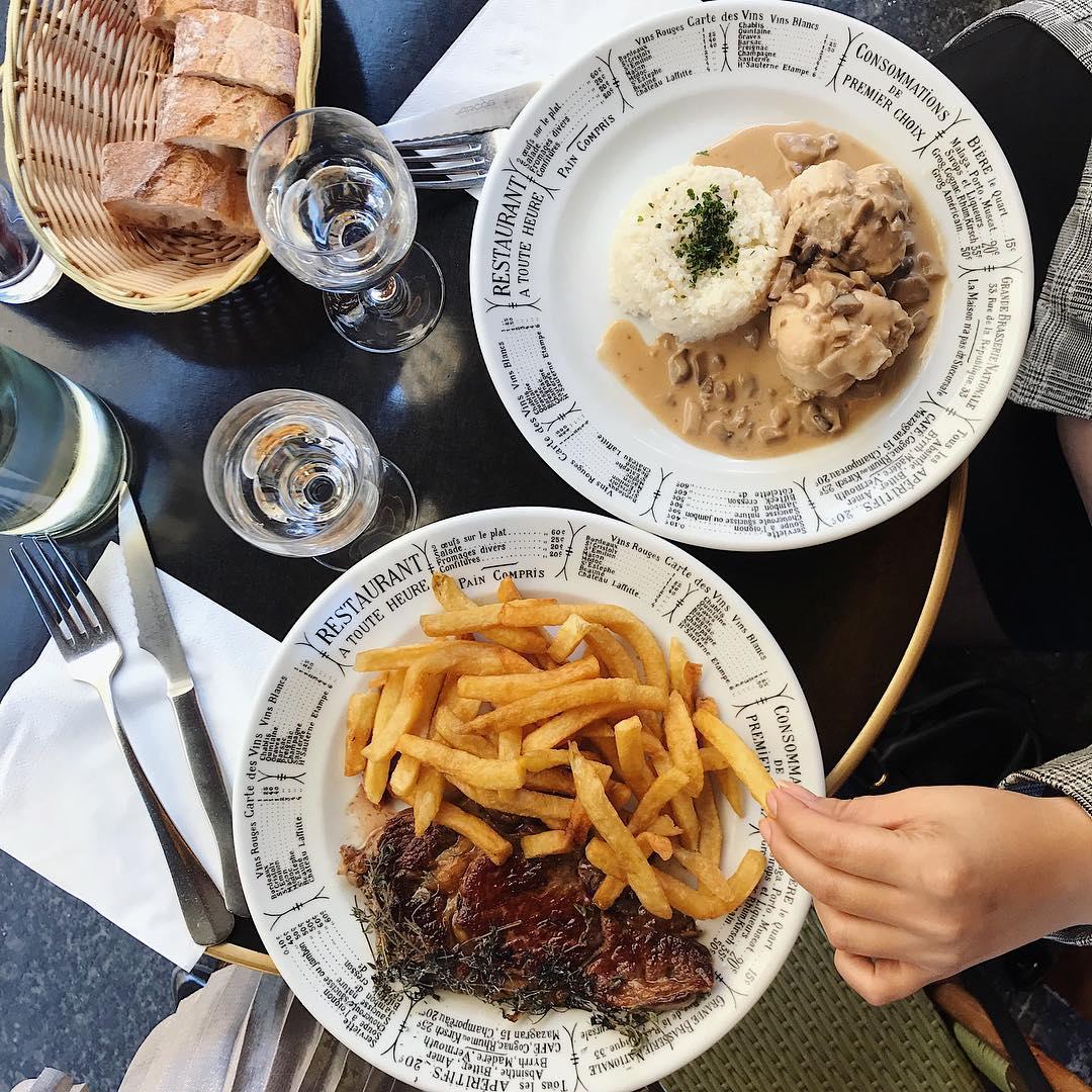 Cheap Eats in Paris - Bistrot Victoires