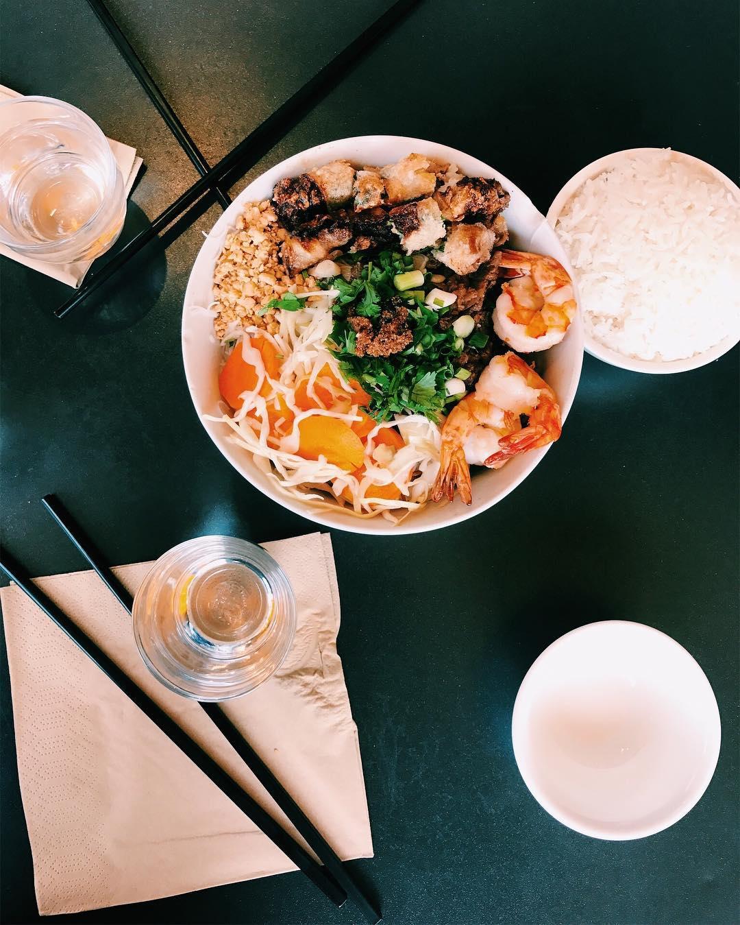 Cheap Eats in Paris - Le Petit Cambodge