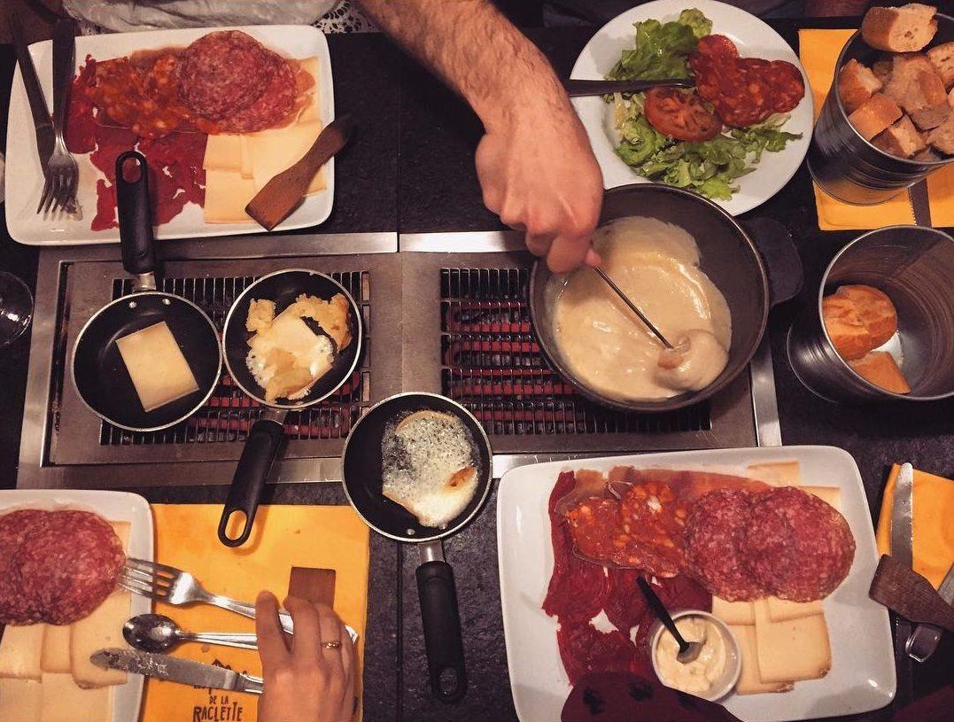 Cheap Eats in Paris - Fondue