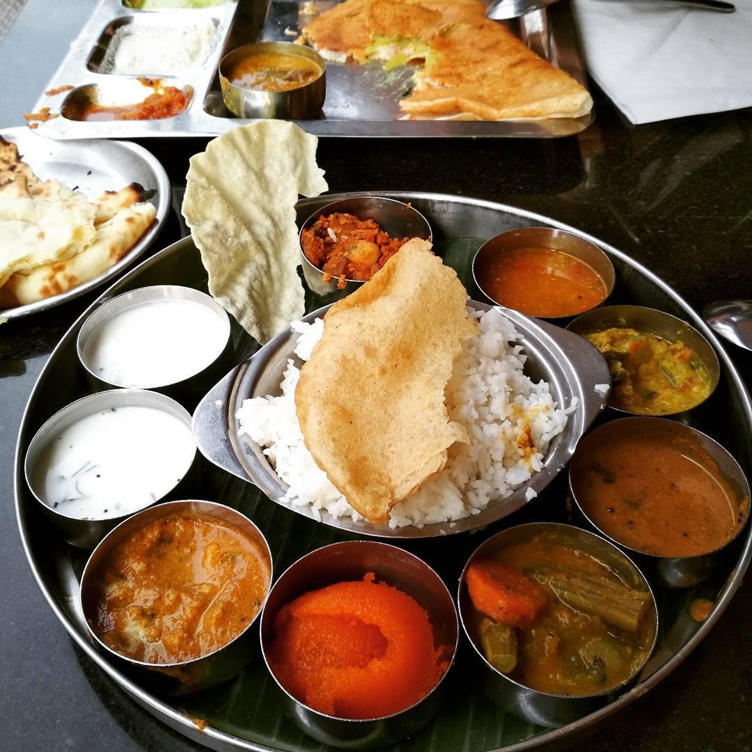 Cheap Eats in Paris - Saravanaa Bhavan