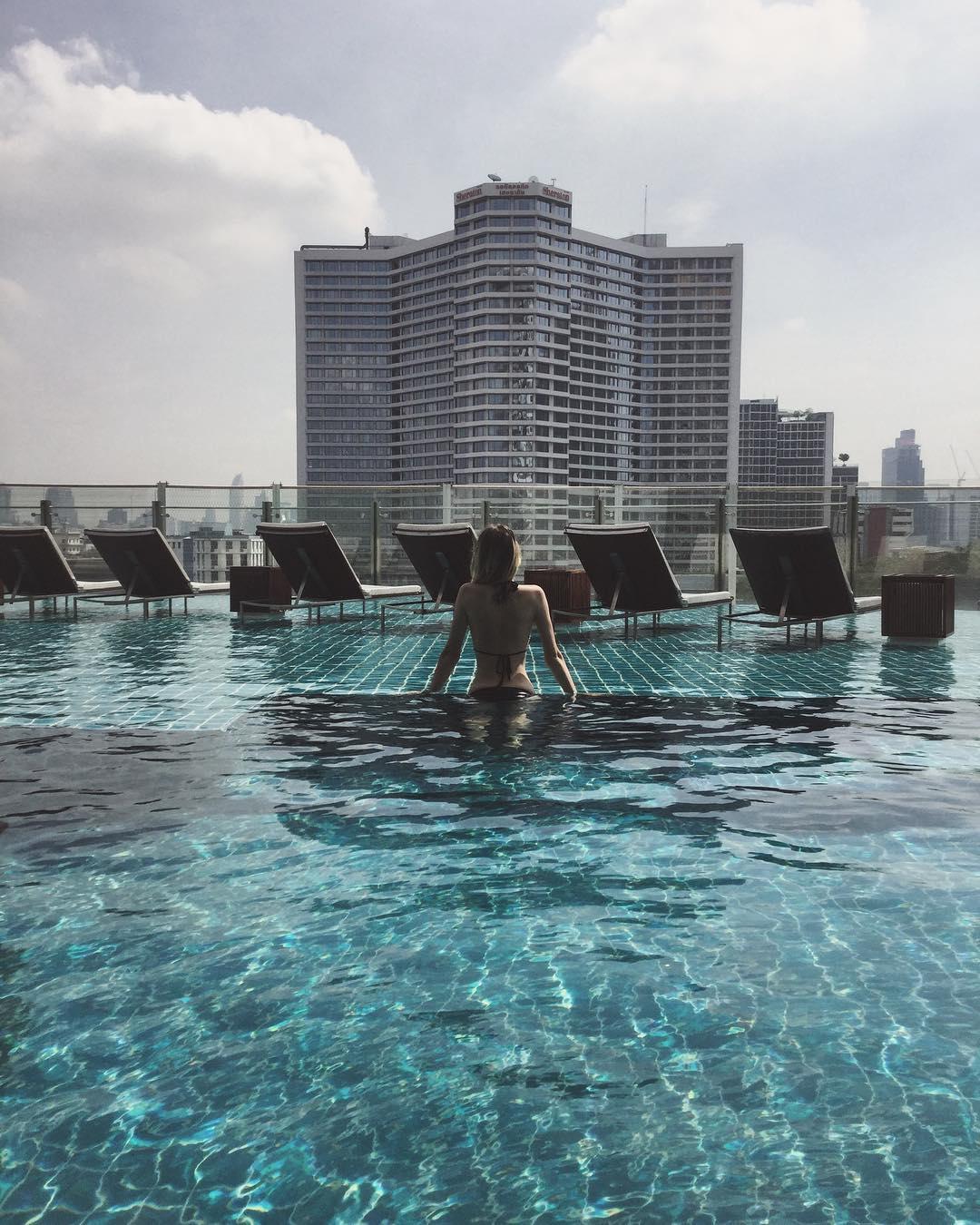 Riverside Rooftop Bars in Bangkok - Millennium 360