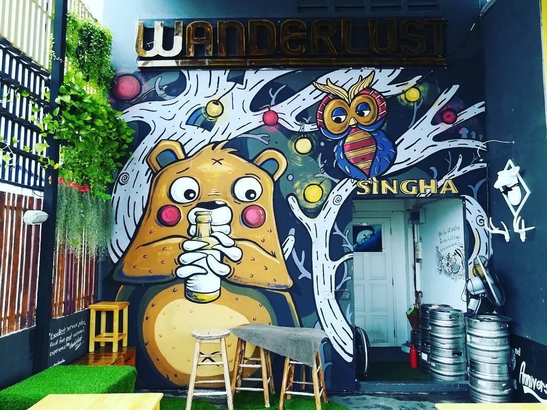 Best Bangkok Rooftop Bars - Wanderlust