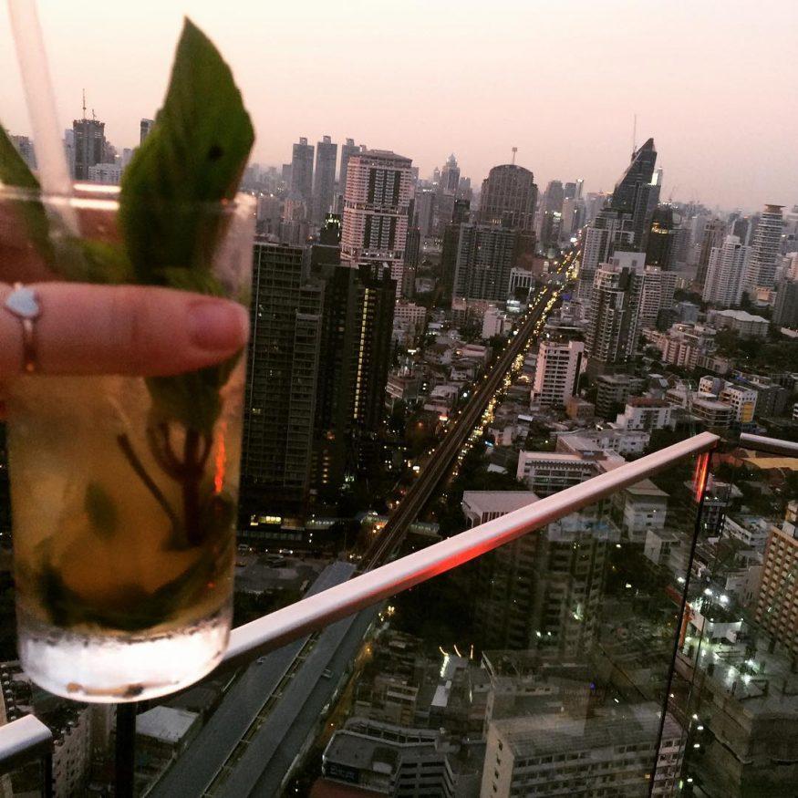 Best Bangkok Rooftop Bars - Octave